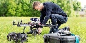 RGSDron. Piloto de drones