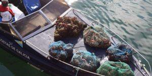 Furtivismo. RGSDron. Pesca ilegal