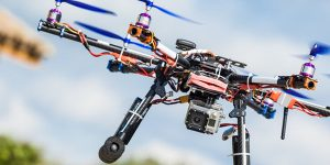 Costes RGSDron Hexacopter