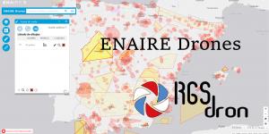 ENAIRE Drones App RGSDron