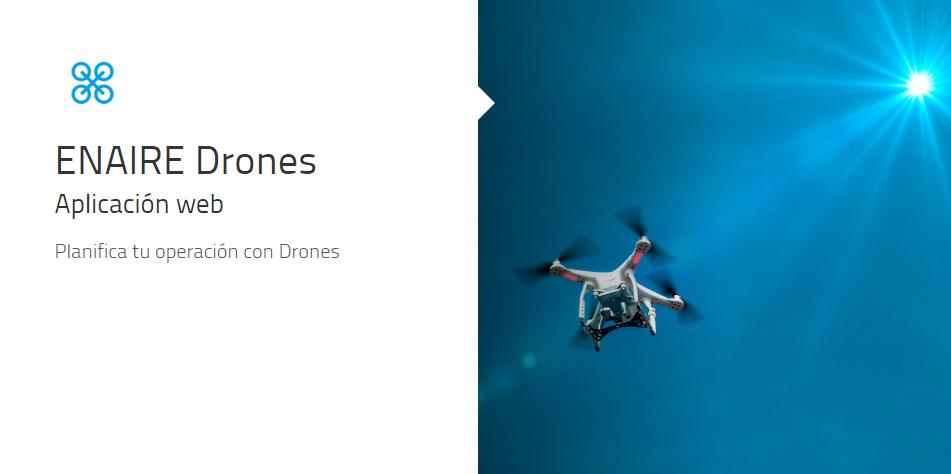 ENAIRE Drones RGSDron