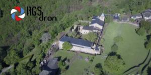 Monasterio de Montes RGSDron
