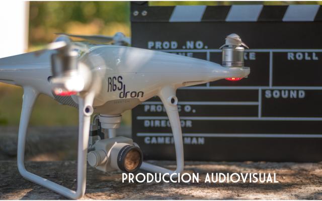 Audiovisual RGSDron